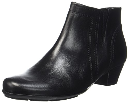 Gabor Shoes Gabor Basic, Bottes Femme Noir (27 Schwarz)