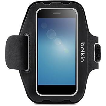 "Belkin Brassard en Néoprène universel pour Smartphones jusqu'à 5.5"" - Noir"