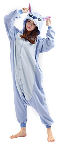 Pajamas Christmas Kostüm Cartoon Cosplay Winter Jumpsuit Kinder Teenager Mädchen