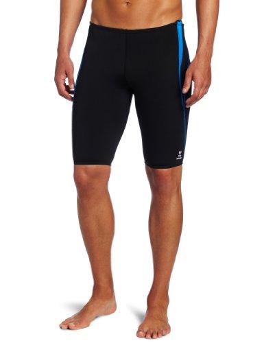 TYR Sport Herren Allianz Durafast Splice Jammer Swim Suit 42 schwarz/blau Allianz China