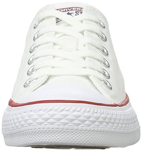 Converse Converse Sneakers Chuck Taylor All Star M7652, Unisex-Erwachsene Sneakers, Weiß (Optical White), 43 EU (9.5 Erwachsene UK) - 4