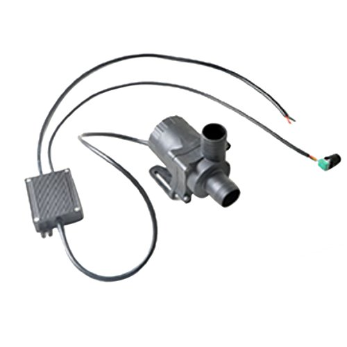 PANEGY - DC 12V BRUSHLESS SPEED ADJUSTABLE OIL WATER PUMP 2500L/H MAGNETIC DRIVE CENTRIFUGAL SUBMERSIBLE 3 5M/11 5FT 3 8A 45 6W