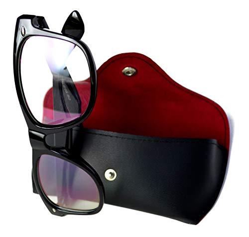 SIAH Anti Blaulicht/Gaming Blaulichtfilter Brille mit UV Schutz  für PC Fernseher und Handy...