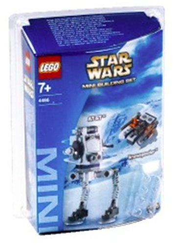 LEGO 4486 MINI AT-ST & Snowspeeder