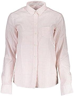 Gant 1403.432126 Camisa con Las Mangas largas Mujer Rojo 825 40