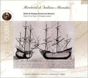 Montréal & Indiens Abénakis
