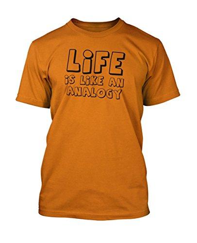 Glare UK Maglietta sportiva - uomo Orange