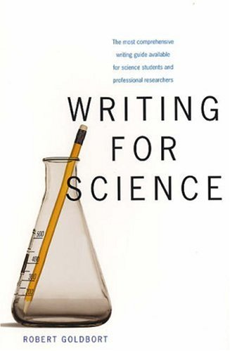 Writing for Science por Robert Goldbort