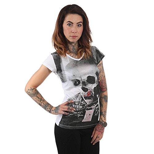 Yakuza Damen Memento V-Neck T-Shirt