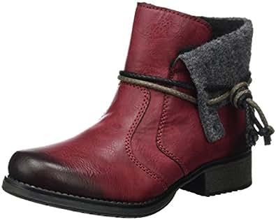 Bottes Et Chaussures Sacs Y9791 Femme Rieker 6xnBq7UU