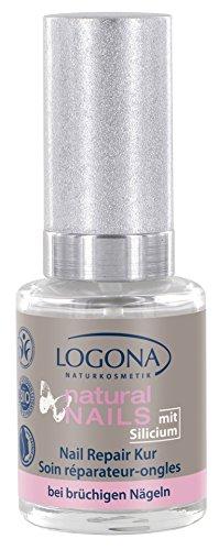 Logona - Tratamiento reparador de uñas Logona, 10ml