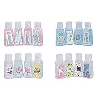 Hansel 30ml Disposable Liquid Soap Lotion Portable Hand Sanitizer No Clean Detergent Cartoon