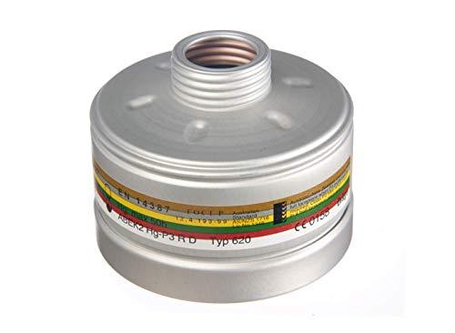 Dräger X-plore Rd40 Kombi-Filter A2B2E2K2Hg P3 für Gase, Dämpfe, Partikel | 1 STK. | Filter für Voll- und Halbmasken X-plore 4740, 6300