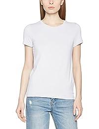 ONLY Damen T-Shirt Onllive Love Trendy Ss O-Neck Top Noos