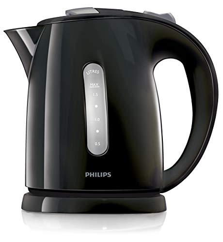 Philips HD4646/20 Bouilloire Noir/Argent  - 1,5 L