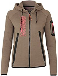 Geographical Norway sweat Getincelle Lady