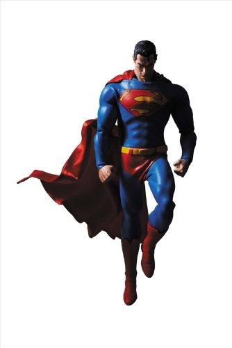 DC Comics RAH Actionfigur 1/6 Superman (Batman Hush) 30 cm