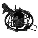LD Systems DSM 40 Suspension anti-vibration pour micro 40/44 mm Noir