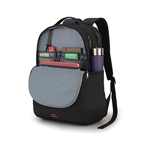 American Tourister Spin 29 Ltrs Black Laptop Backpack (FS0 (0) 09 002) Image 4