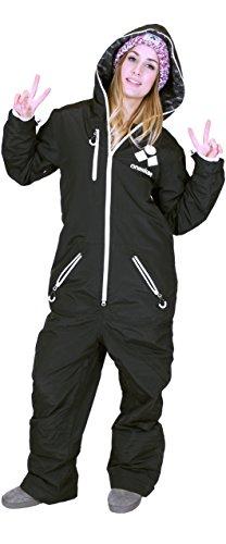 Oneskee Mark III Damen Skianzug schwarz Test