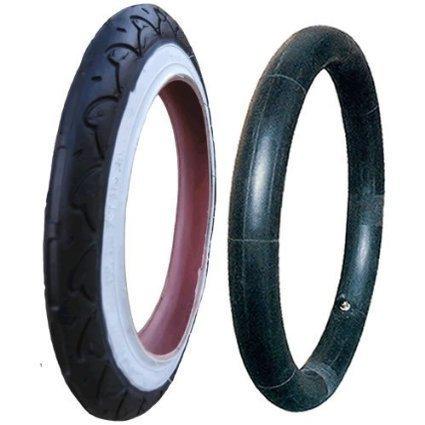 Phil & Teds Kit pneu et chambre à air pour roue de poussette Sport