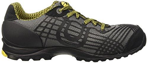 Diadora Beat Textile Low S1p Hro, Chaussures de Travail Mixte Adulte Noir (Nero)