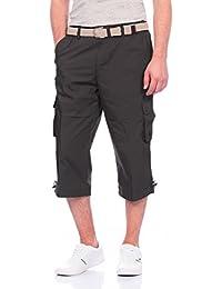 Herren Shorts kurze Hose mit Dehnbund in verschiedenen Farben ID351