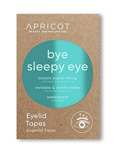 APRICOT SKIN Eyelid Tapes/Schlupflidtape (96 Stück/Größe S+M) - für ein sofortiges Augenlid-Lifting! NEU! (S & M gemischt)