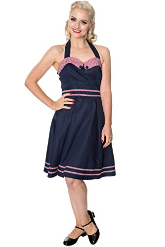 Dancing Days by Banned Kleid J'ADORE DRESS 5334 navy Navy