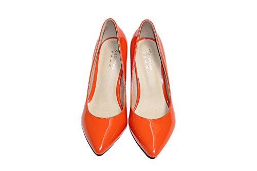 CFP , Sandales Compensées femme Orange