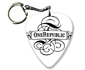 One Republic BIG Guitar Médiator Keyring