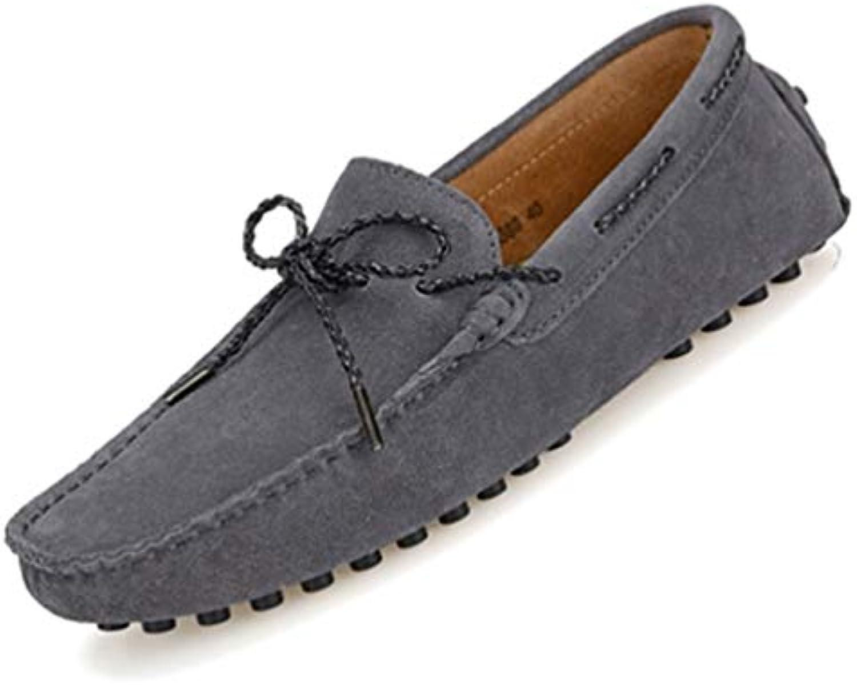 Hombre MocasíN Moda Estilo SóLido Adultos Mocasines Hombres Zapatos De ConduccióN