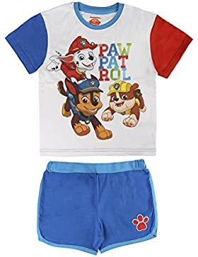 Conjunto Paw Patrol niño m/corta 2piezas (talla 3)