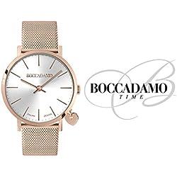 Uhr Damen Boccadamo Time Mya Collection my018ROS/Bia/Ros mainapps