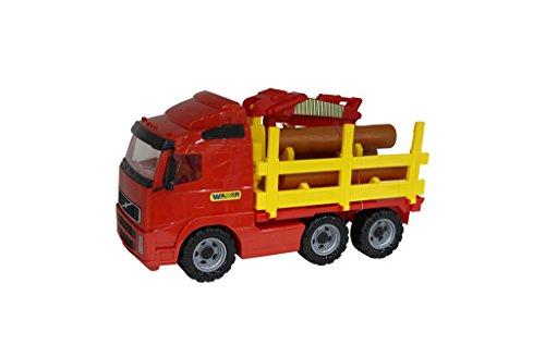 CAVALLINO GIOCATTOLI - CAVALLINO GIOCATTOLI Camion trasporto tronchi cm.50