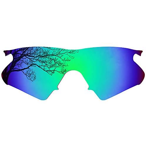 Dynamix Polarisierte Ersatzgläser für Oakley M Frame Heater - verschiedene Optionen