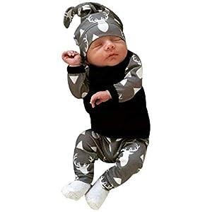 Tomatoa-Baby Baby Strampler Neugeboren Jungen Mädchen Babykleidung Lange Hülse Tops + Hose Mode Outfits Kleider Set Baby Kleidung Overall Cartoon Strampelanzug