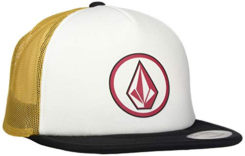 Volcom Herren Cap-Trucker Full Frontal Cheese, Camel, One Size, D5511707