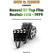 Annual US Top Film Rentals 1912 - 1979 (English Edition)