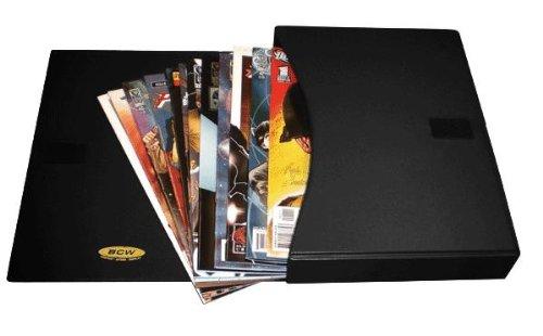Image of Comic Books & Stor-Folio Comic Box inc 10 Comics