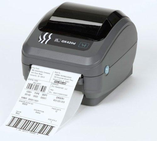 ZEBRA GK420d Impresora