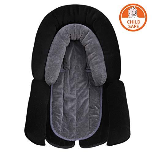 aaa5e28b2851f ultra coussin de pour bébé poussette coussin soutien 2-In-1 Baby Head  Support