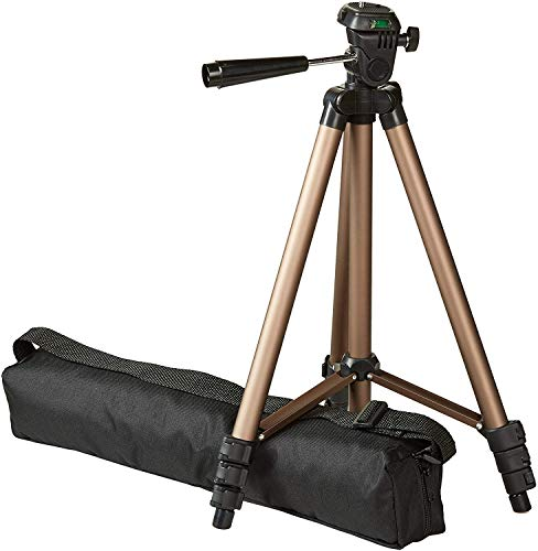 "AmazonBasics 127cm (50"")  Lightweight Tripod with Bag"