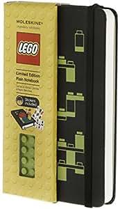 Limited edition lego - pocket notebook, yellowfish green brick