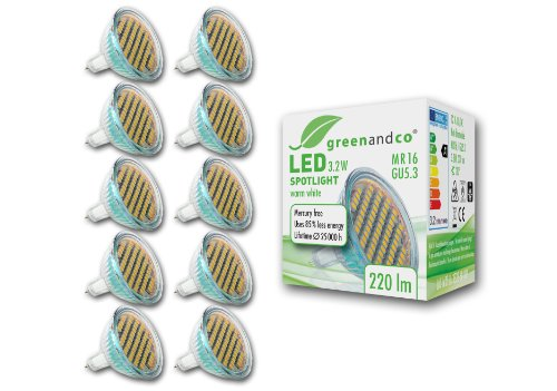 greenandcor-faretto-led-con-vetro-di-protezione-mr16-gu53-32w-220-lm-3000k-luce-bianca-calda-120-12v