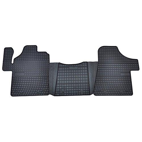 AME - Auto-Gummimatten Fußmatten, Geruch-vermindert und passgenau D00952et