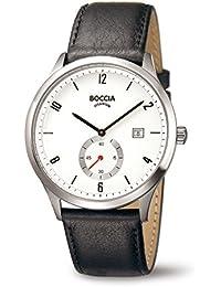 Boccia Herren-Armbanduhr 3606-01