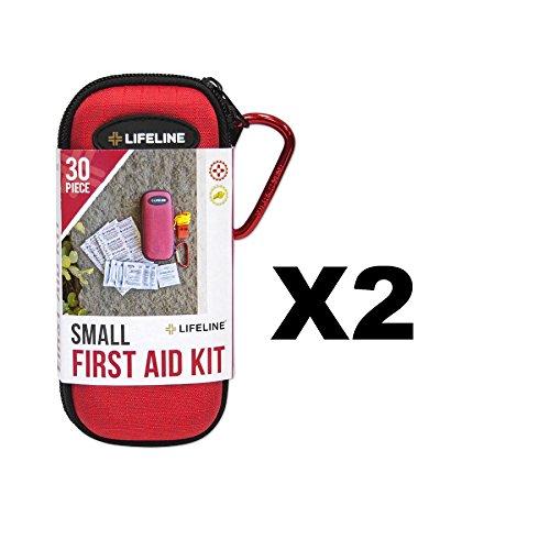 lifeline-eva-medical-first-aid-kit-30-piece-emergency-bag-survival-camp-2-pack