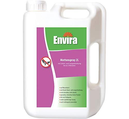 ENVIRA Anti Motten Mittel 2Ltr (Der Tag Toten-kleiderschrank)