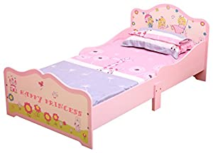 Happy Princess Toddler Bed